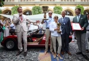 L'Alfa Romeo 33/2 Stradale vince la Coppa d'Oro