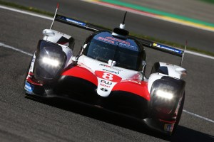 6 Hours of Spa toyota