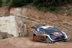 Sebastien Ogier, Julien Ingrassia (Ford Fiesta WRC #1, M-Sport F