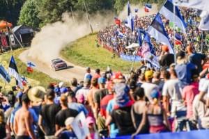 C3 WRC finlandia