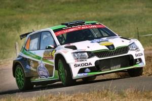 Scandola Gaspari +ákoda Fabia S.A. Motorsport 1