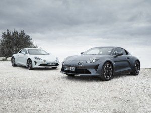2018 – ALPINE A110 Pure and ALPINE A110 Légende