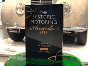 Museo Nicolis, Award 2018