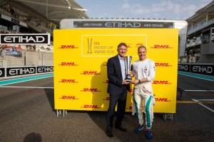 Abu Dhabi Grand Prix Race DHL