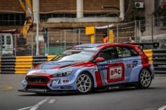 05 MICHELISZ Norbert, (hun), Hyundai i30 N TCR team BRC Racing, action during the 2018 FIA WTCR World Touring Car cup of Macau, Circuito da Guia, from november 15 to 18 - Photo Alexandre Guillaumot / DPPI