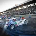 Andreucci e Peugeot al Rally di Monza 2018 (1)