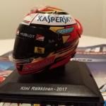 casco kimi 2017 centuaria