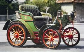 Opel Patent-Motorwagen System Lutzmann - Zweisitzer (Opel Patent Motorcar System Lutzmann - two seater), 1899