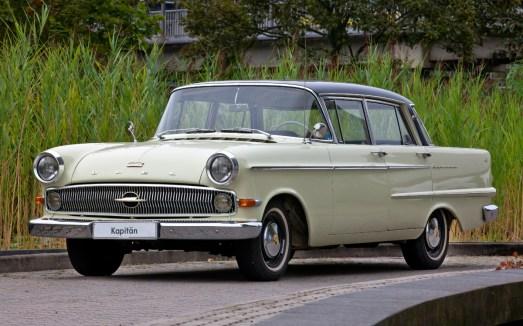 1962 Opel Kapitän P2