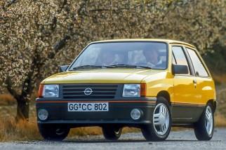 Opel Corsa GT, 1986