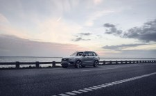 The refreshed Volvo XC90 R-Design T8 Twin Engine in Thunder Grey