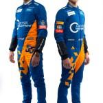 Carlos Sainz, Lando Norris, 2019 Driver Overalls
