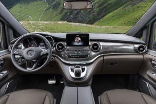 Die neue Mercedes-Benz V-KlasseThe new Mercedes-Benz V-Class