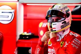 vettel GP CINA F1/2019 - VENERDI' 12/04/2019