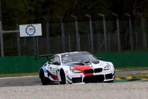 Comandini-Johansson-Krohn (BMW Team Italia,BMW M6 GT3 PRO #15)