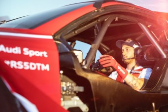 Andrea Dovizioso - DTM Audi 2