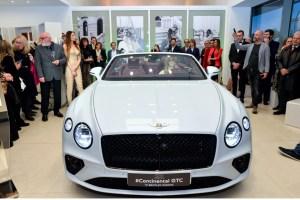 Bentley Padova Showroom (4)