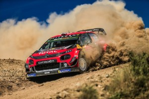 Citroen Racing Day 1 Rally Portogallo 2019 C3 WRC (2)