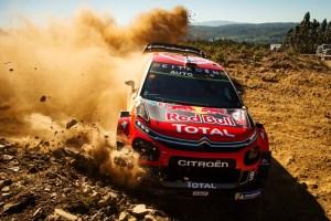 Citroen Racing Day 1 Rally Portogallo 2019 C3 WRC (5)