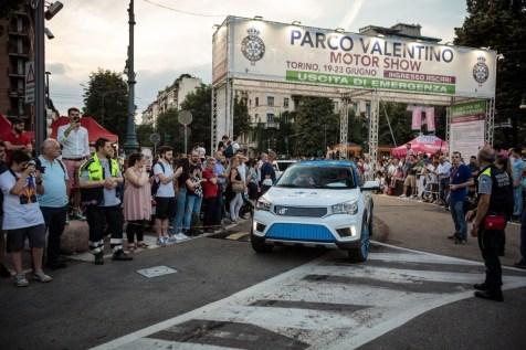 DR3 EV president parade 1