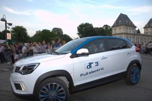 DR3 EV president parade – Di Risio
