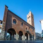 Arengario di Monza, Italia