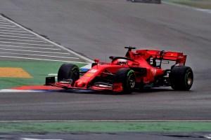 GP GERMANIA F1/2019 – DOMENICA 28/07/2019