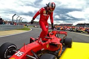 GP GRAN BRETAGNA F1/2019 – DOMENICA 14/07/2019