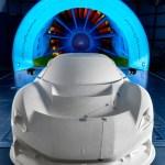 Battista wind tunnel testing – Front