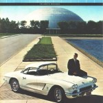 The 1962 issue of Corvette News (Vol .5, issue #1) featured Alan