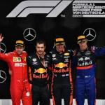 GP Germania 2019 podio Scuderia Toro Rosso