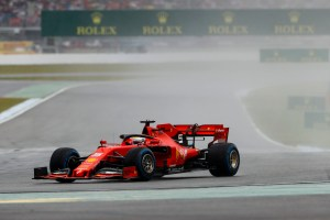 2019 German GP vettel