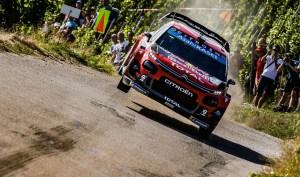 Citro+½n Racing Giorno 1 Rally di Germania (2)