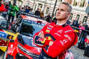 Citroe¦ên Racing Rally Finlandia Giorno 1 (1)