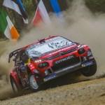 Citroe¦ên Racing Rally Finlandia Giorno 2 (1)