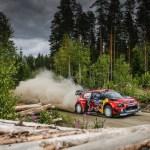 Citroe¦ên Racing Rally Finlandia Giorno 2 (2)
