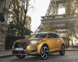 DS 7 CROSSBACK comfort per viaggi in totale serenita_3