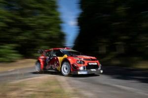 LA LE C3 WRC PRONTE ALLA SFIDA DEL RALLY DI GERMANIA (2)