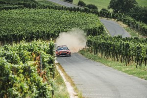 LA LE C3 WRC PRONTE ALLA SFIDA DEL RALLY DI GERMANIA (3)