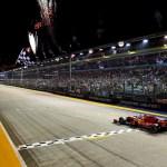 GP SINGAPORE F1/2019 –  DOMENICA 22/09/2019