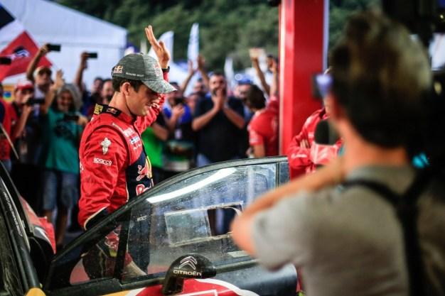 Citroe¦ên Racing Rally Turchia Giorno 2 (2)