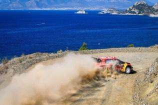 Citroe¦ên Racing Rally Turchia Giorno 2 (3)