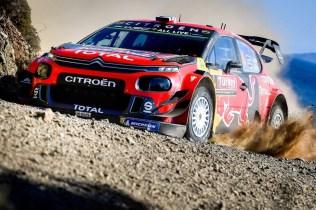 Citroe¦ên Racing Rally Turchia Giorno 2 (5)