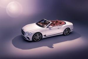 Bentley Continental GT Convertible midres