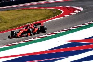 GP USA  F1/2019 –  DOMENICA 03/11/2019