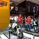 Ducati EICMA 2019 – Danilo Petrucci, Andrea Dovizioso, Ducati Scrambler concept bikes