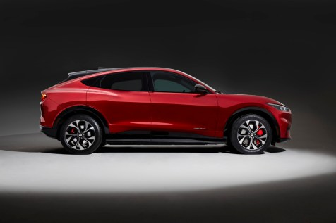 All-Electric Ford Mustang Mach-E