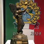 Museo Nicolis, Trofeo del Turismo, 1950 ph. Museo Nicolis