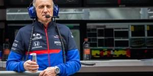 Piloti 2020 Scuderia Toro Rosso con Franz Tost