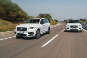 Volvo XC60 e XC90